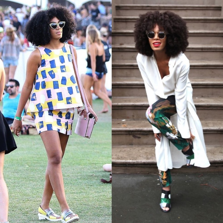 favorite style expressionist...#SolangeKnowles