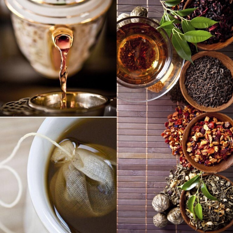Varieties, flavours and aromas