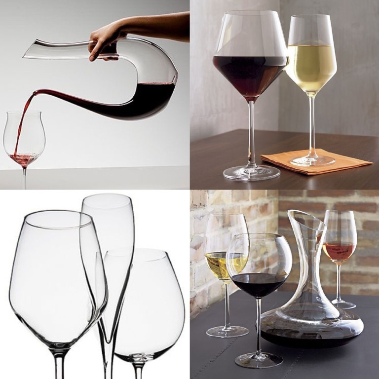 The right stemware!