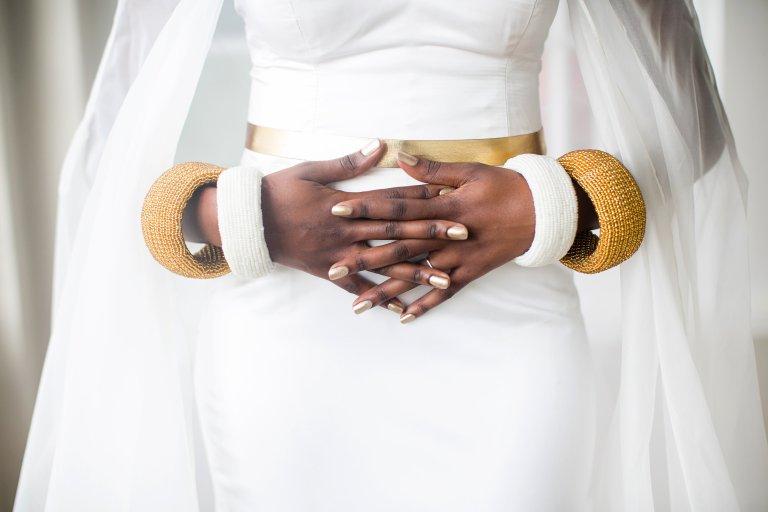 Matsela + Devon's multicultural South African Grenadian wedding