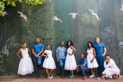 Matsela + Devon's multicultural South African Grenadian wedding at Emoyeni Johannesburg, South Africa Photo credit: © Petronella Photography http://bypetronella.com
